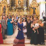 foto de grupo en la boda