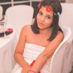 niña preciosa en la boda fotografo bodas la linea algeciras tarifa