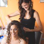 novia peluqueria boda